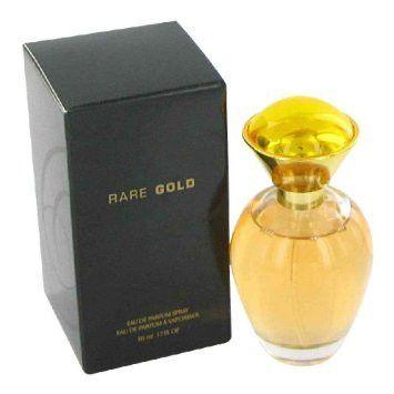 Rare Gold Eau De Parfum By Avon For Women 17 Oz Sweet Scent Sations