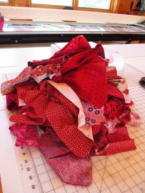 winding way fabrics 20 reds 20 neutrals