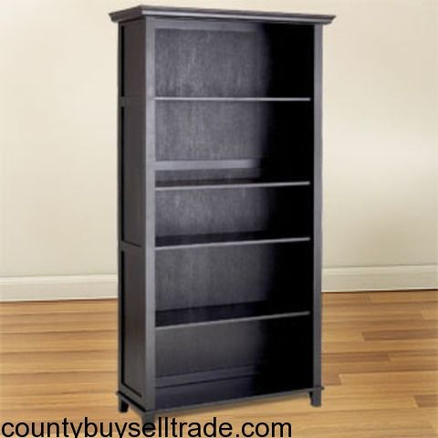 World Market Riley 5 Shelf Bookcase Painesville Township County