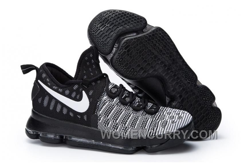 14d422fe3493 https   www.womencurry.com nike-kd-9-oreo-mens-basketball-shoes ...