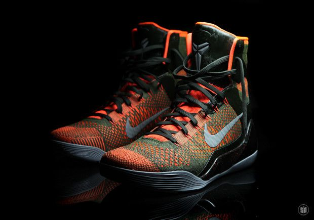 257d2a640a4e Nike Kobe 9 Elite