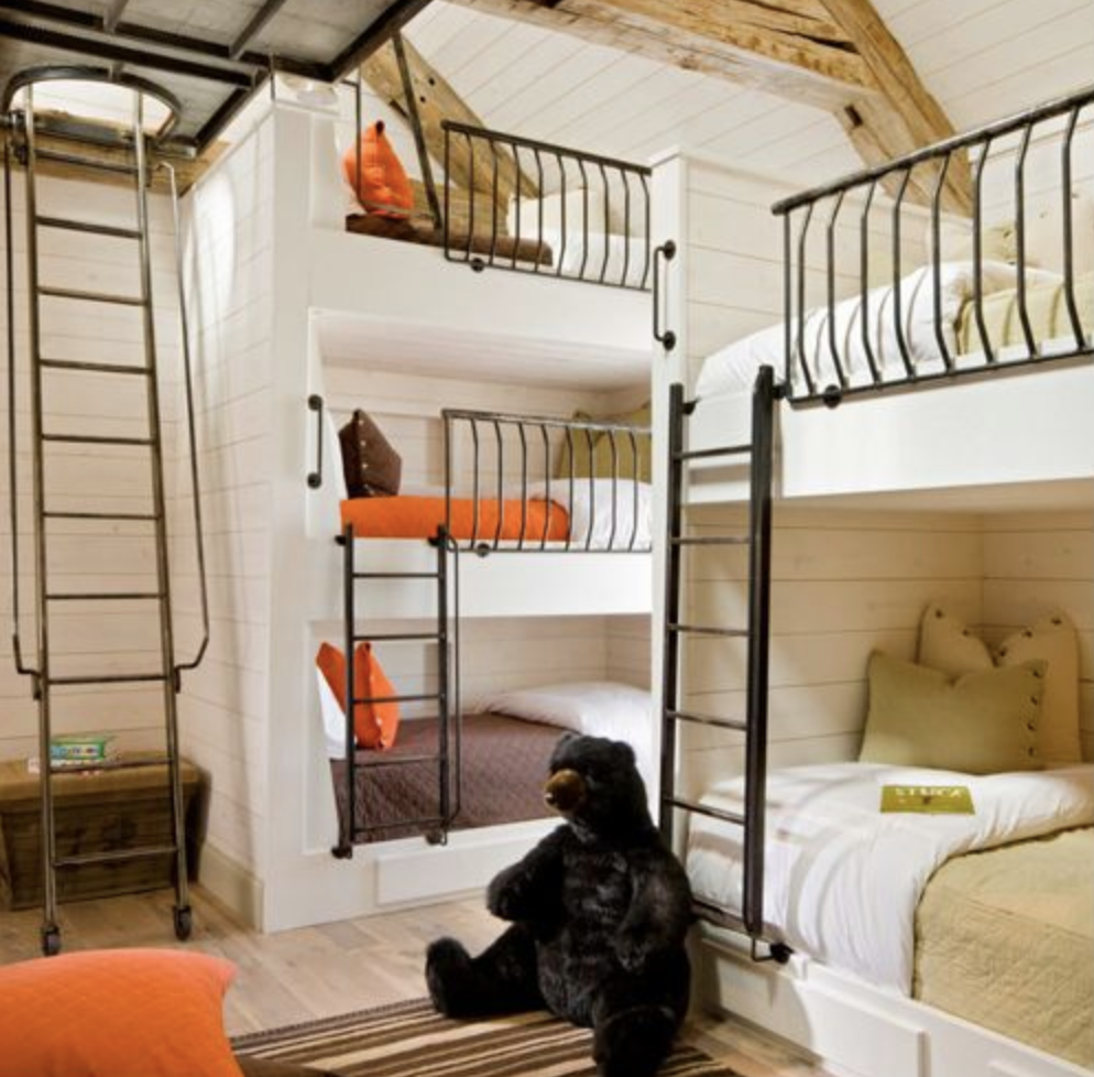 10 Types Of Triple Bunk Beds Plus 25 Top Picks 2020 Custom