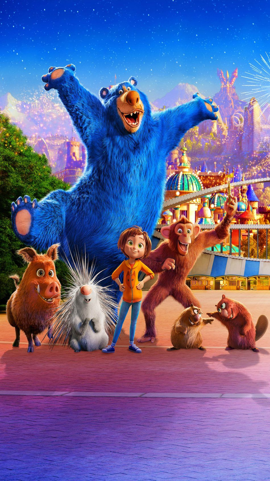 Wonder Park Animation Movie 2019 Animation, Cartoon