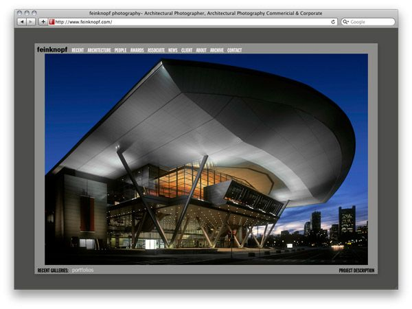 Welcome to the Feinknopf Architectural Photography Blog. From New York City to my home in Columbus, Ohio - architectural photography is what I do and what I know.