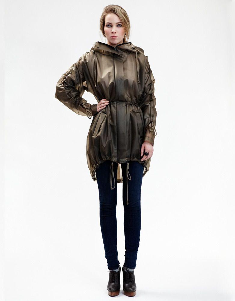 Rain Coat Fashion