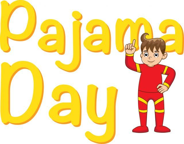 pajama day clip art clip art pinterest pajama day pto today rh pinterest com pajamas clipart images clipart pajamas drawings