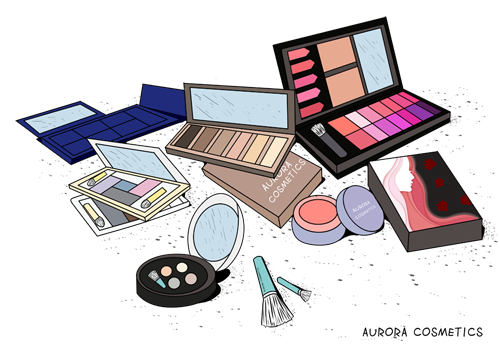 Products - Aurora Cosmetics: Contract Color Cosmetics