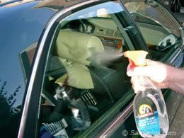 How To Clean Car Interior Fabric Seats Leather Carpet