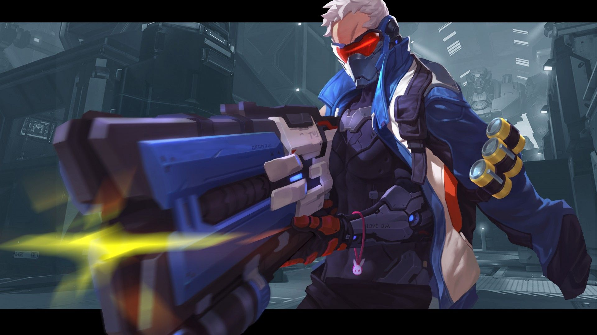 Download Wallpapers Of Soldier 76 Overwatch Hd 8k Games 3723 Available In Hd 4k Resolutions For Desktop Mob Soldier 76 Overwatch Overwatch Wallpapers