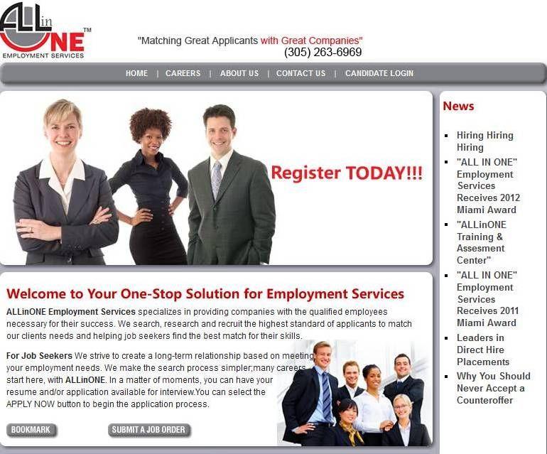 Employment agency in miami employment service employment