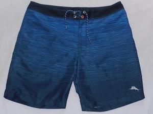 f01040380d Tommy Bahama mens 38 blue board shorts swim suit trunks Spring marlin fish  logo | eBay