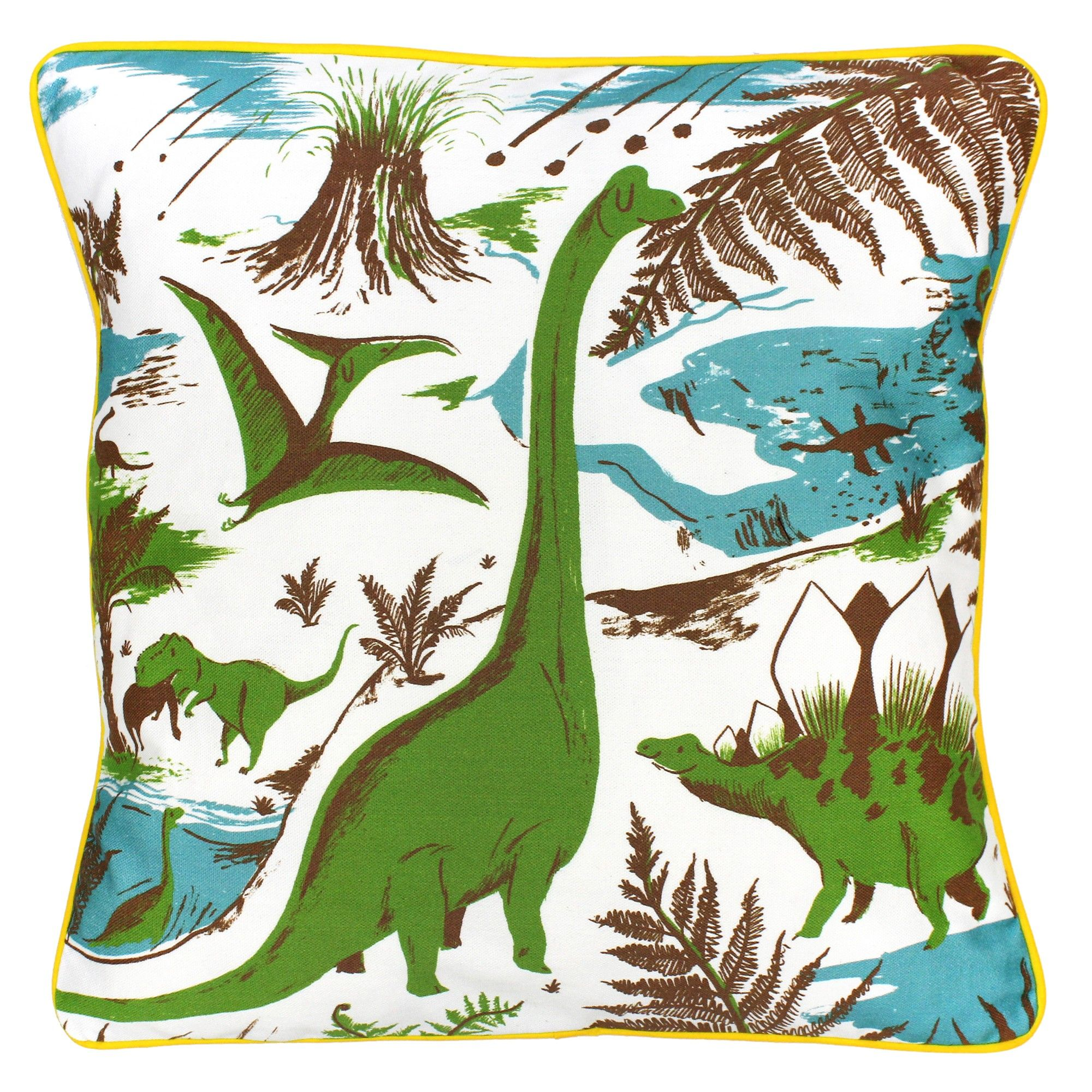 Dinosaurs Cushion Howkapow