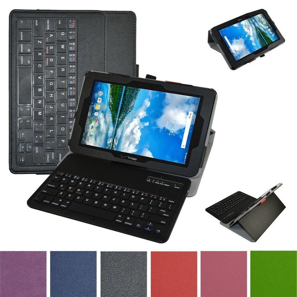 Verizon Ellipsis 10 Bluetooth Keyboard Case,Mama Mouth