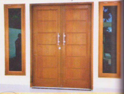 Kusen Pintu Minimalis Pintu Kusen Trending Furniture