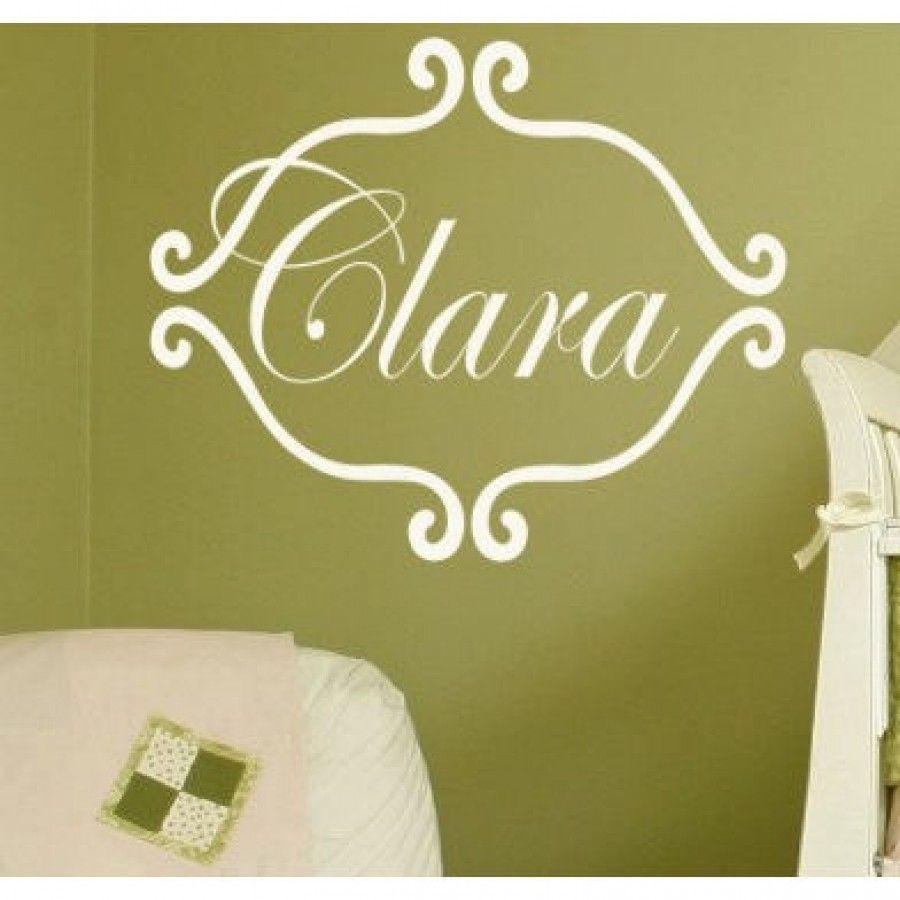 Alphabet Garden Designs Princess Clara Wall Decal - child122 | Wall ...