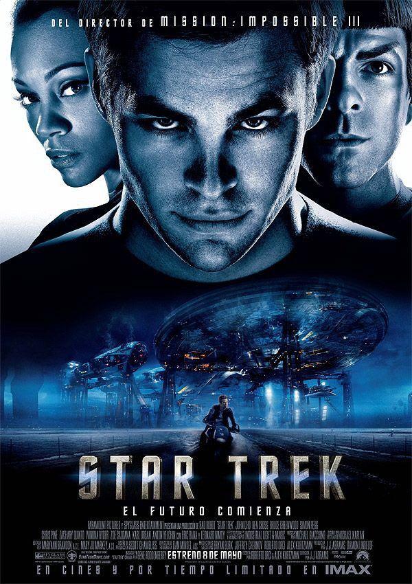 Star Trek | Carteles pelis | Pinterest | Películas, Cartelitos y ...