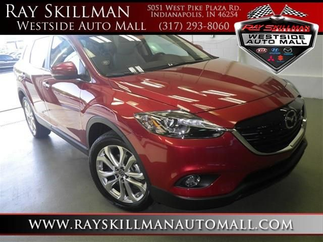 2013 Mazda Cx 9 Grandtouring Grand Touring Suv 4 Doors Red For Sale In Indianapolis In Http Www Usedcarsgroup Com Indianapolis Sport Suv Mazda Cars For Sale