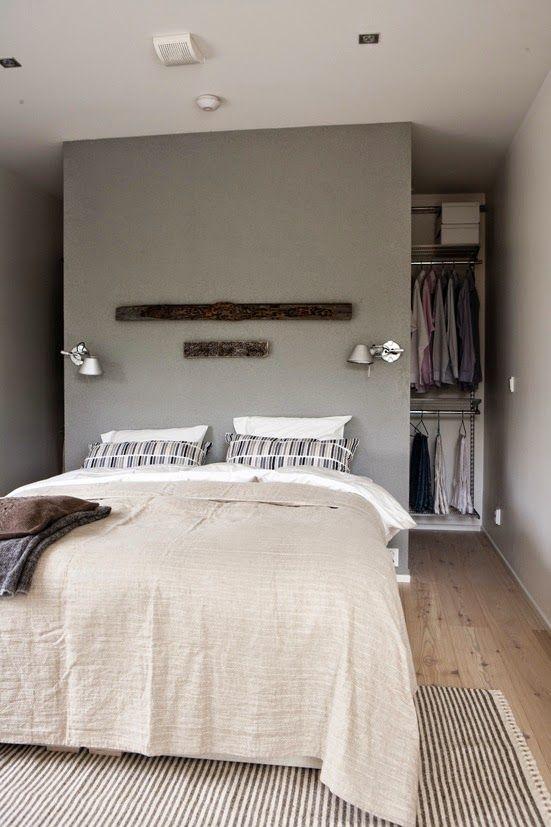 21 fotos de decoración de dormitorios pequeños modernos Bedrooms