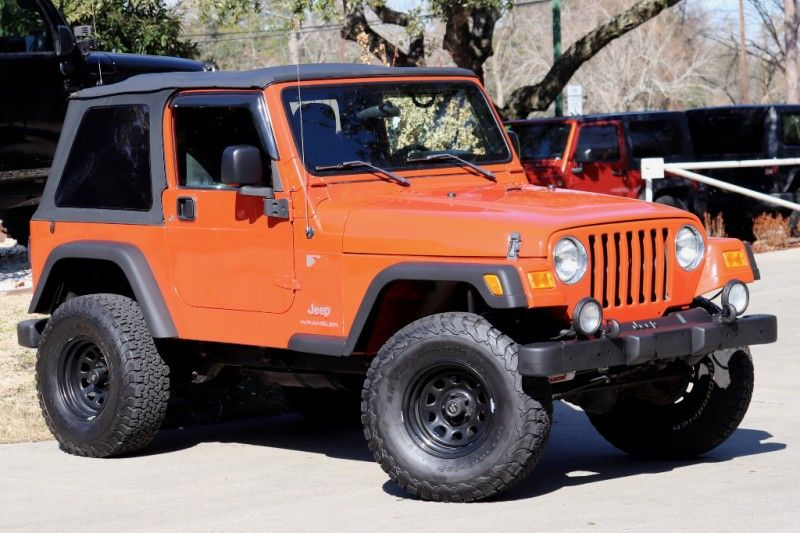 2005 Jeep Wrangler 0 Http Www Selectjeeps Com Inventory View