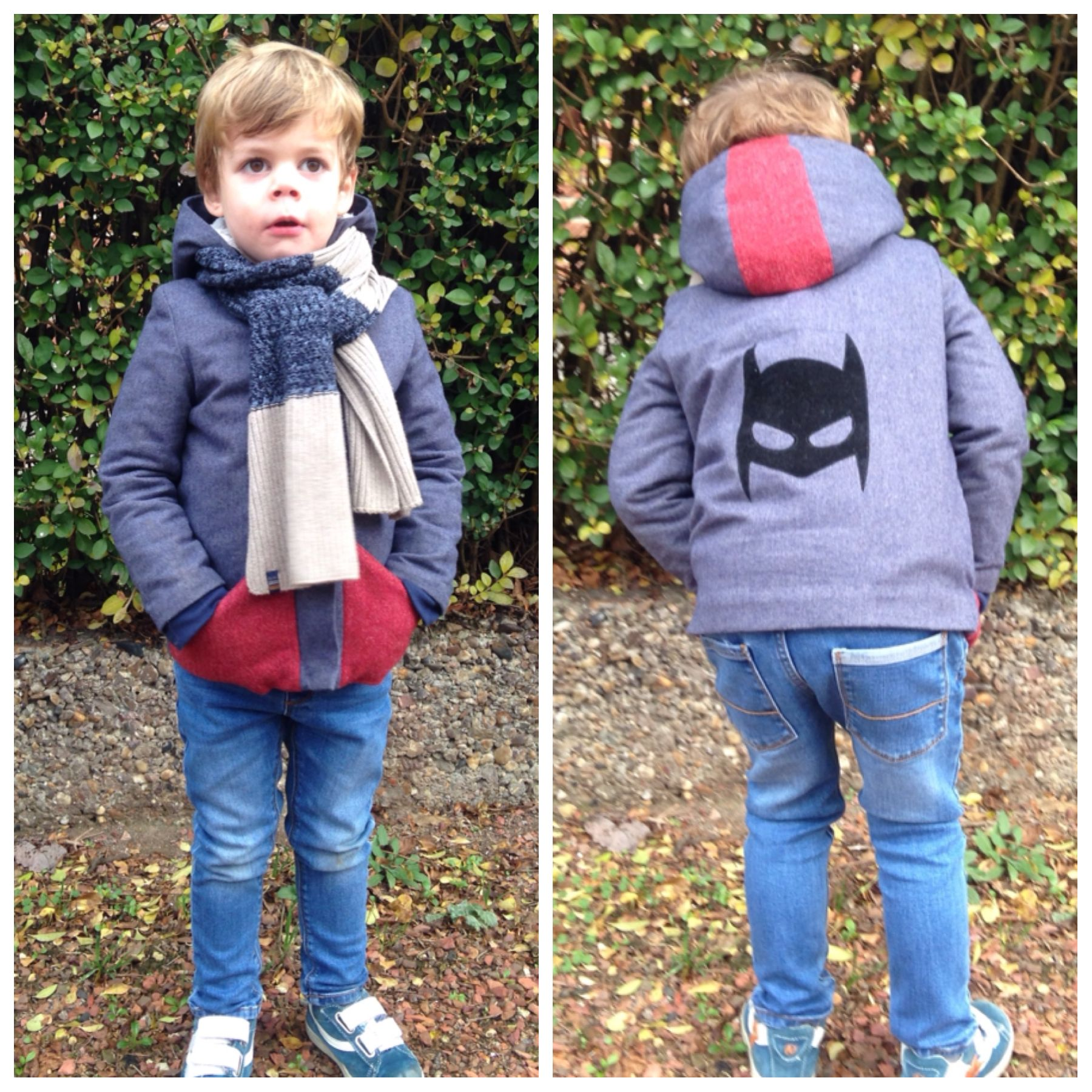 Lewis coat - Compagnie M