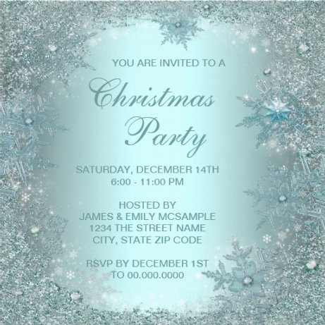 17 Best images about Christmas Invitation Cards on Pinterest ...