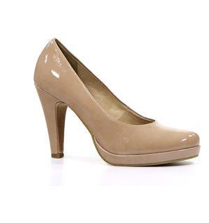 Tamaris Beige Pump | Shoes | Tamaris schuhe, Schuhe und