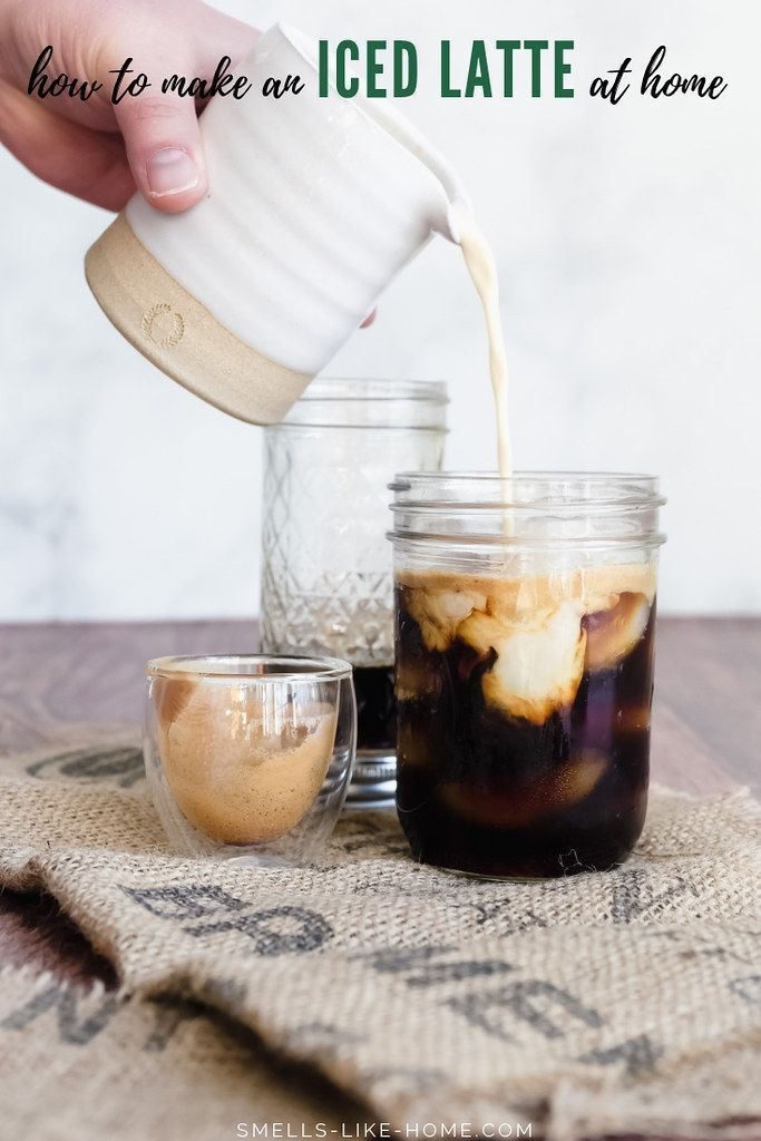 How to Make an Iced Latte at Home #espressoathome How to Make an Iced Latte at Home: Let's make iced lattes at home! Use any flavor sweetener, milk, or boldness of espresso you choose and save yourself a ton of money in the process. #icedlatte #howtomake #homemade #coffeesyrup #sweetener #copycat #starbucks #flavoredcoffeesyrup #vanillalatte #espressoathome How to Make an Iced Latte at Home #espressoathome How to Make an Iced Latte at Home: Let's make iced lattes at home! Use any flavor sweetene #espressoathome