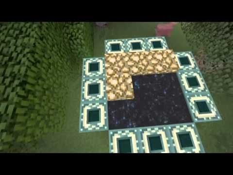 How to activate the end portal minecraft xbox 360 on tu8 how to activate the end portal minecraft xbox 360 on sciox Image collections