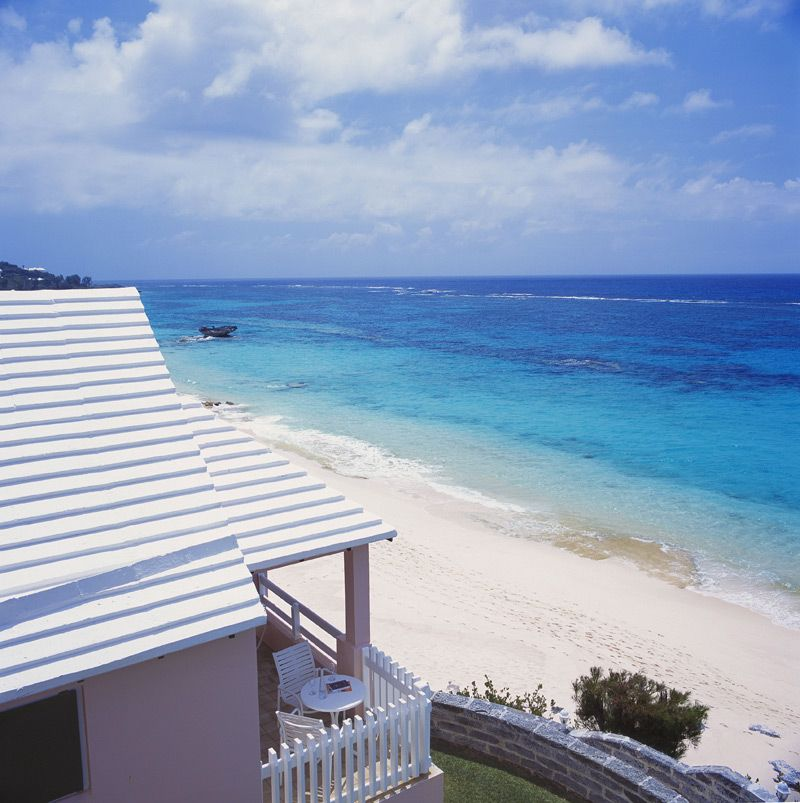Bermuda....St. George's Island...this would make a ...