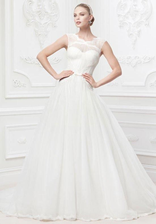 Ribbed Wedding Dresses