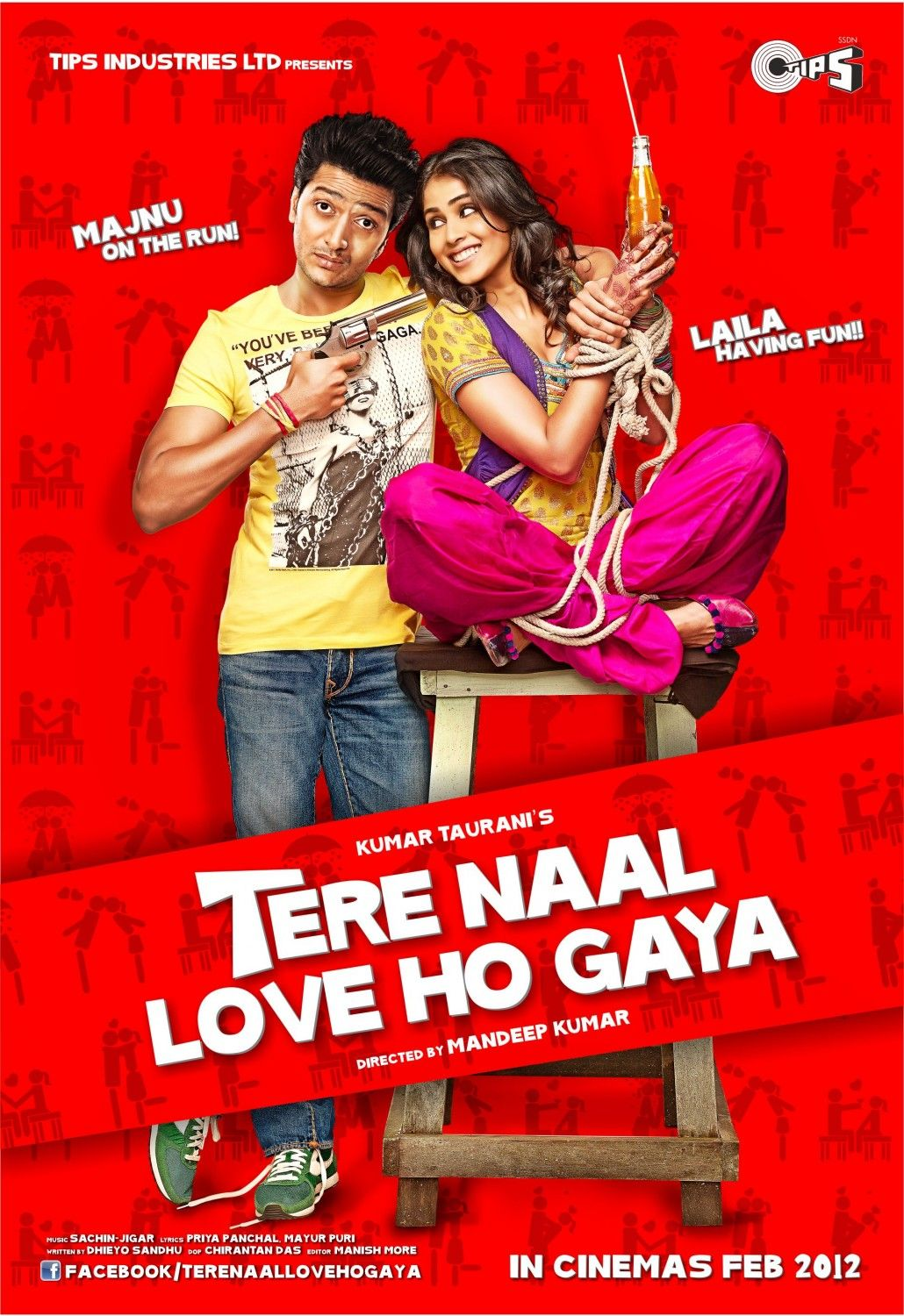 Tere Naal Love Ho Gaya Adorable Cute Feel Good Movie With An Amazing Soundtrack