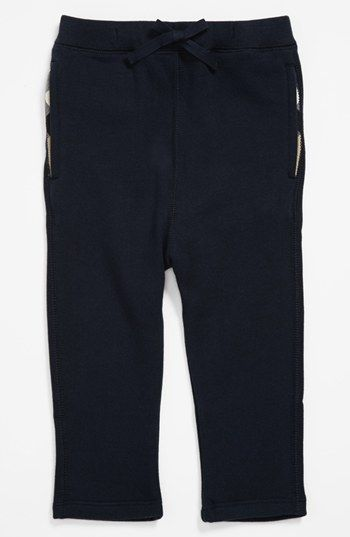 33aab9bcb2f7 Burberry  Elliot  Sweatpants (Baby Boys) available at  Nordstrom ...