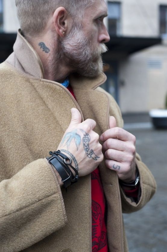 highsnobiety:    Street Style on our Pinterest board