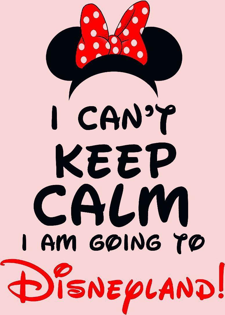 Photo of We're going to Disneyland!