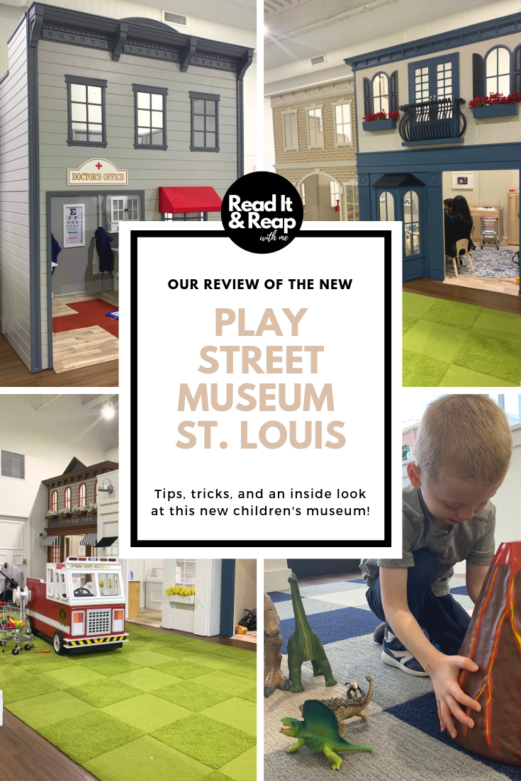 Play Street Museum St Louis Pinterest Read It Reap With Me Childrens Museum Museum Play