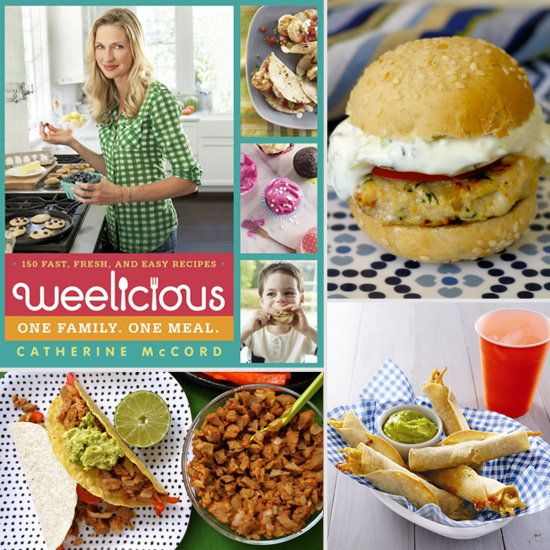 Kid-Friendly Weekday Dinner Recipes From Weelicious