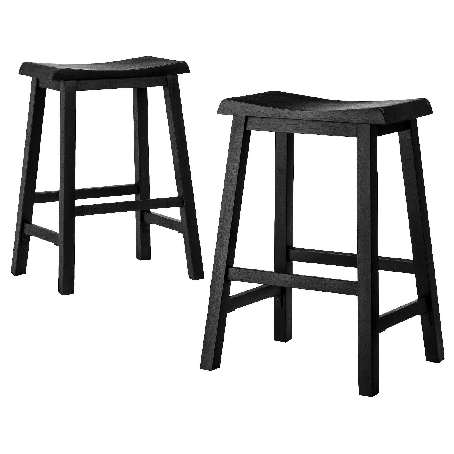 24 Trenton Counter Stool Threshold 24 Counter Stools Counter Stools Saddle Seat Bar Stool