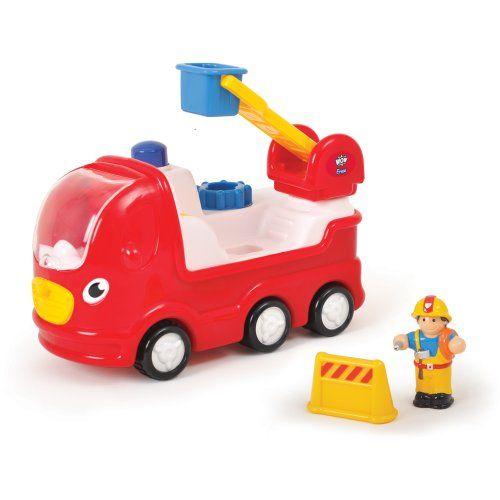 WOW Ernie Fire Engine - Emergency (3 Piece Set) - The price dropped 44%