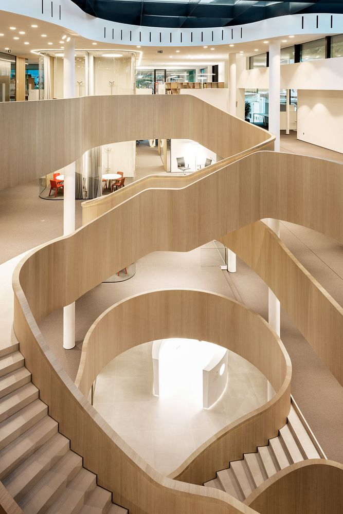 Gallery Of Dr. Schär Offices / Monovolume Architecture+Design - 1