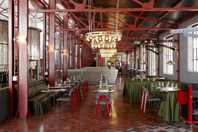 Möbel Martin Restaurant : gallery of mad giant beer interior haldane martin 1 ~ Watch28wear.com Haus und Dekorationen
