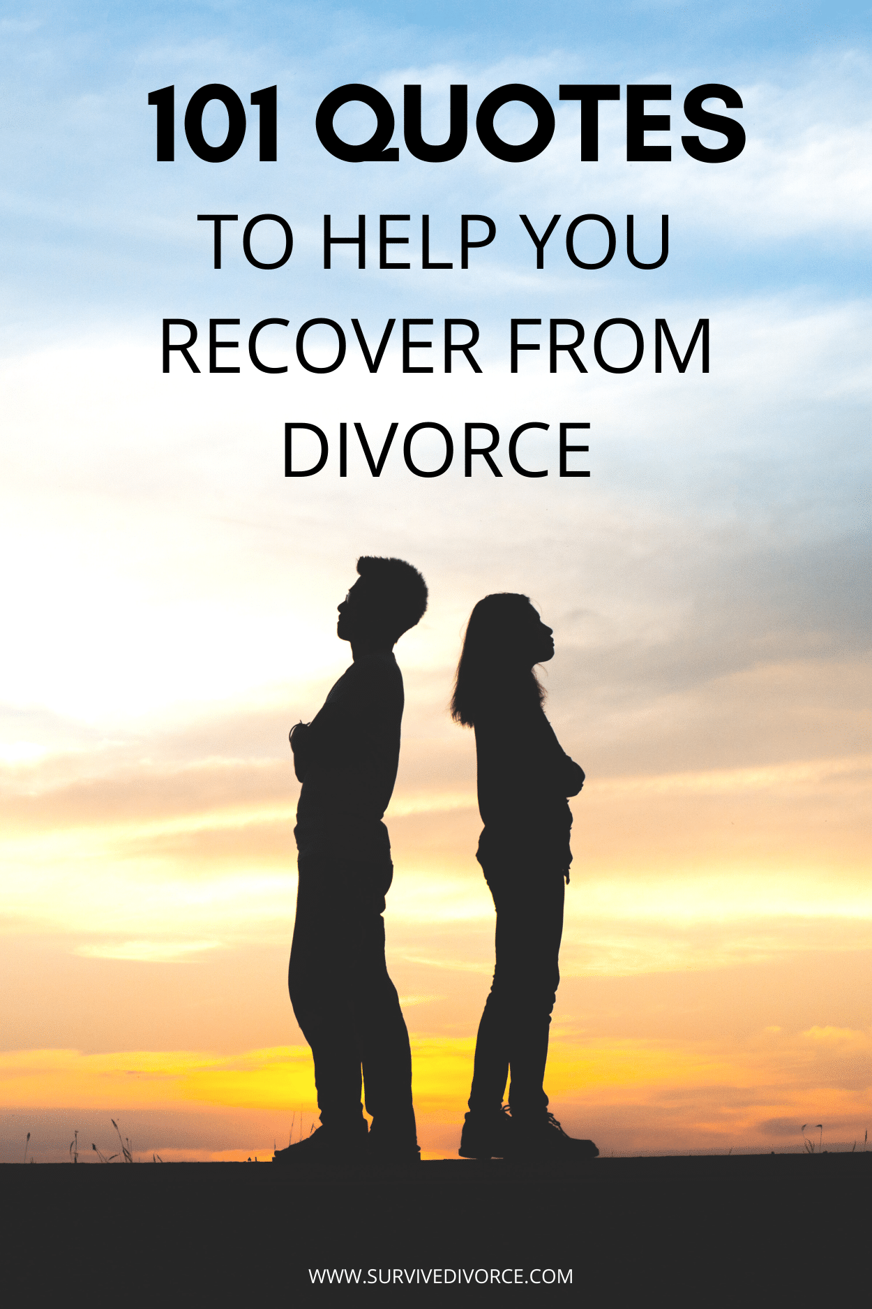 101 Divorce Quotes: Divorce Quotes For Getting Through
