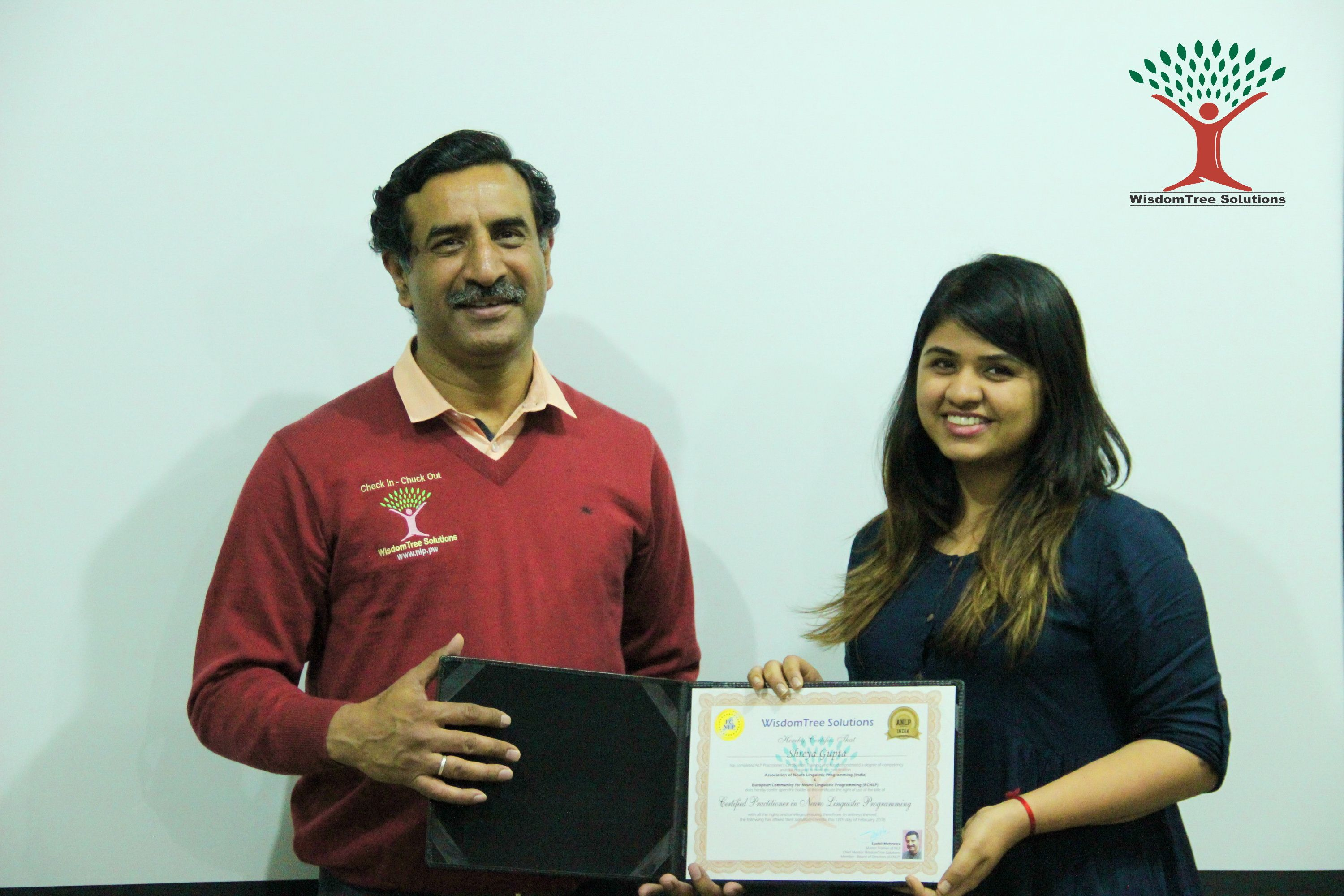 NLP Practitioner Certification in Delhi (With images ...