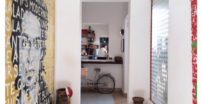 Cafe Clock Marrakech –