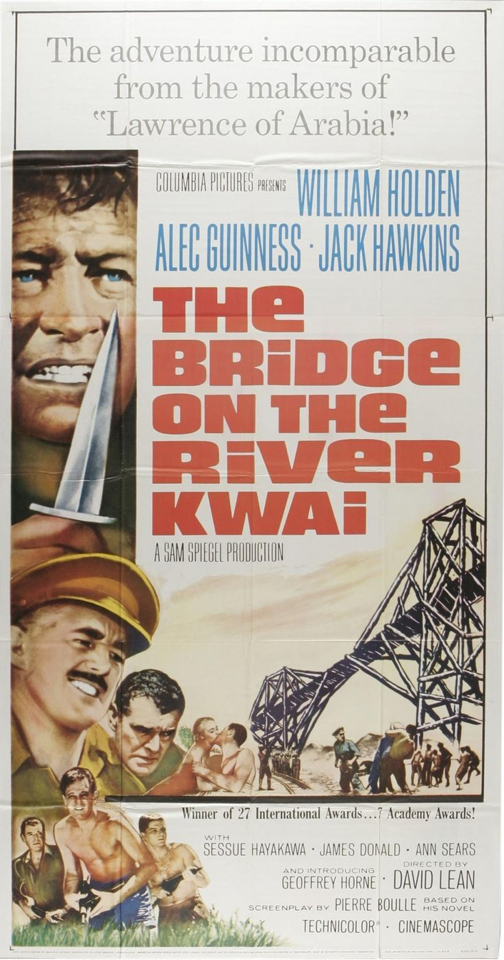36 The Bridge On The River Kwai 1957 Seen It Afi S 100 Years