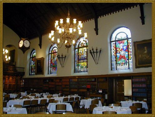 The Osgoode Hall Restaurant Is Located At 130 Queen Street West In Toronto Ontario A Heritage Building And
