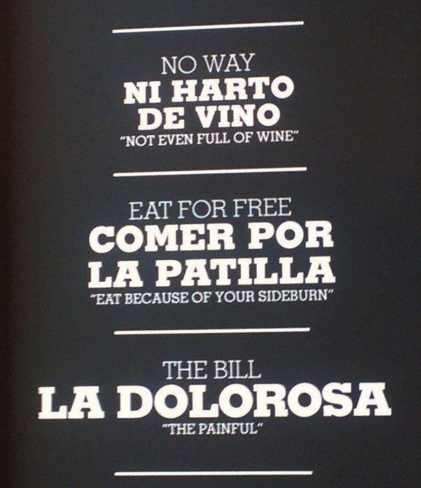 Pin De Xtreme Blue Wines En Hilarious Expresiones En Español Dichos En Español Aula De Español