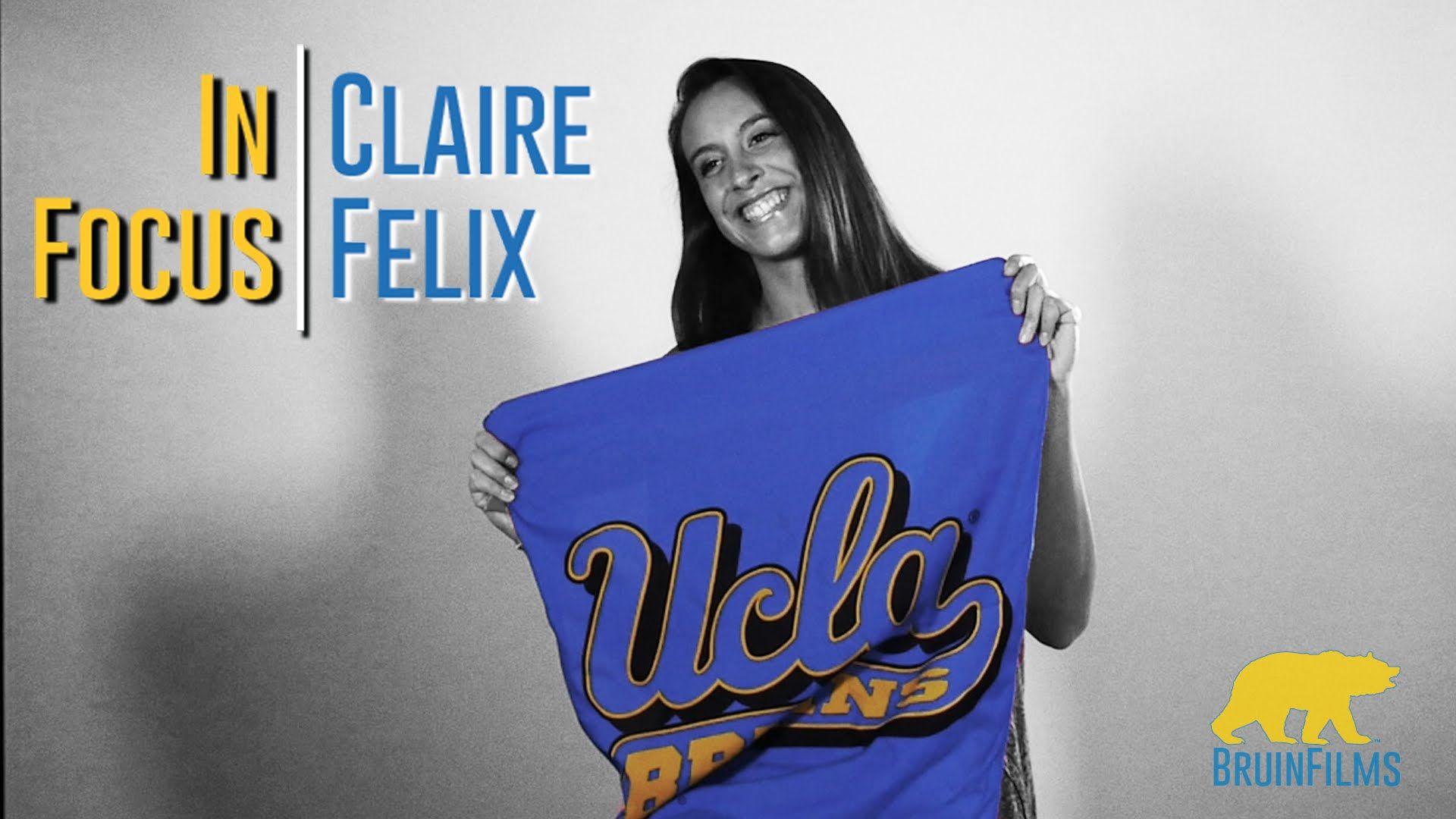 In Focus Claire Felix Volleyball News Women Volleyball Felix