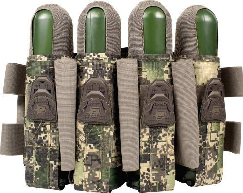 Planet Eclipse NXe Scenario Harness - 4+3+2 - HDE Camo