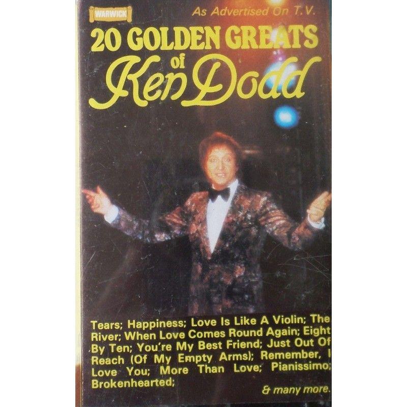 20 Golden Greats Of Ken Dodd from Warwick (WW4 5098)