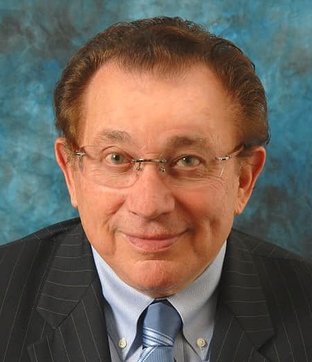 American real estate magnate Herb Simon is the Chairman